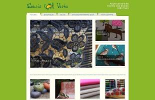 sourisvertes.com boutique en ligne de loisirs créatifs à Thionville
