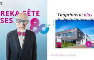 reka.lu l'imprimerie + le digital interactif